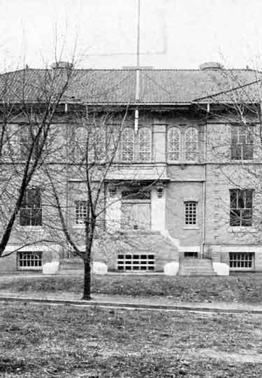 Marie Reed Elementary School History School